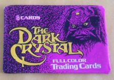 1982 Donruss The Dark Crystal Trading Cards Wax Pack