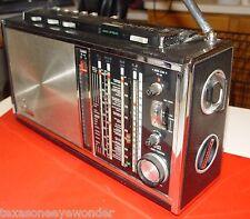 ViNtAgE GRUNDIG SATELLIT 6000 am fm MUTLTI BAND SHORTWAVE BAND RADIO