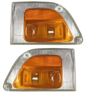 New Left & Right Side Marker Lights FOR 2000 2001 2002 2003 Hino FD2220