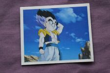 VIGNETTE STICKERS PANINI  DRAGONBALL Z TOEI ANIMATION N°124