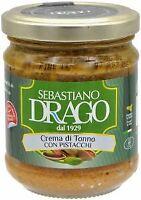 Crema di Tonno E Pistacchi Siciliana 180gr
