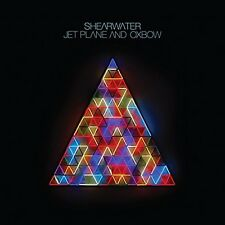 SHEARWATER - JET PLANE AND OXBOW 2 VINYL LP NEU