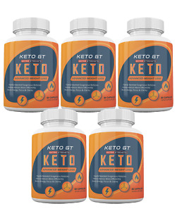 Keto GT Weight Loss Extra Strength - 5 month supply