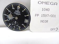 Omega Speedmaster Mark III BLACK Chronograph Watch Dial 176.002 T 1597 NOS (O138