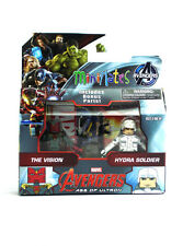 Marvel Minimates The Vision & Hydra Soldier Series 63 Avengers Age Of Ultron New