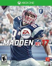Madden NFL 17 - Xbox One - Brand New Sealed - Free Shipping