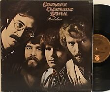 CREDENCE CLEARWATER REVIVAL PENDULUM 1983 SPAIN IMPORT GATEFOLD  NM