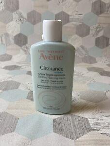 Avene Cleanance Hydra Soothing Cleansing Cream 200ml New