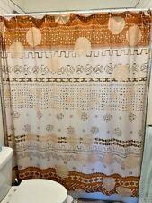 NWT Anthropologie Philomena Shower Curtain
