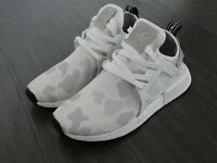 Adidas NMD_XR1 Boost Duck Camo shoes sneakers new BA7233 White