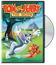 TOM AND JERRY - THE MOVIE (1993) DVD - & UK Compatible -Sealed