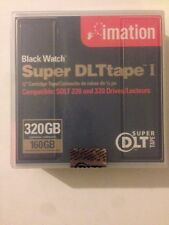 Imation DLT Tape I 160GB/320GB Brand New Unopened