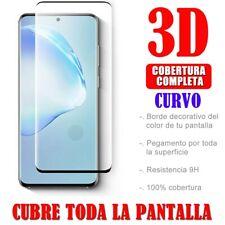 SAMSUNG GALAXY S20 S20+ PLUS S20 ULTRA protector pantalla cristal templado CURVO
