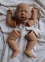 Reborn Lifelike soft vinyl doll kits,soft vinyl like silicone (dk-1) toys gifts