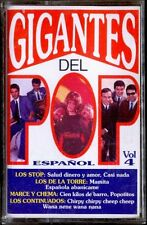 GIGANTES DEL POP ESPAÑOL Vol. 4 - SPAIN CASSETTE Match 1998 - Stop, Continuados