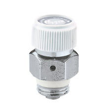 """1/2"""" Male Automatic Hygroscopic Radiator Air Vent PTFE Seal on BSP Thread 508041"""