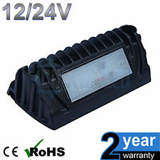 24v 9w Cree LED Working Work Light Tractor Boat Motorhome RV HGV Reverse Light