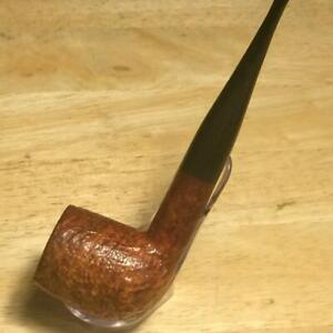 Estate Pipe Rusticated Calabrest Briar Smoking Pipe Made in Italy
