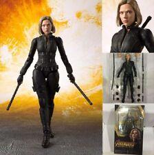 Figuarts Avengers Infinity War Black Widow Marvel Action Figure