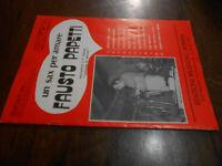 spartiti musicali vintage-UN SAX PER AMARE f.papetti-ED.MUS.BOMBA
