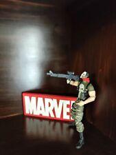 "Marvel Legends 6"" Action Figure Walmart Exclusive PUNISHER Variant Pre-Owned"
