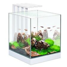 Ciano Nexus Pure 25 White Aquarium + L.E.D Light - Includes Filter