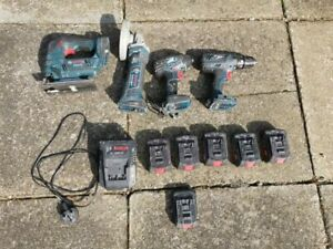Bosch tool and battery set