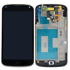 LCD Display+Touch Digitizer+Frame Assembly Screen For LG Google Nexus4 E960 STGG