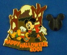 New listing Mickey Mouse & Pluto Dca Halloween 2001 Artist Proof Le Pin #24101