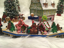 OO Gauge Christmas Train Set Wagon, Suits Hornby Santa's Express Hand Made In UK