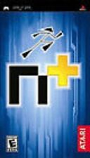 N+ UMD PSP GAME SONY PLAYSTATION PORTABLE PLUS
