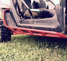 polaris Rzr XP900 Rock sliders - Tree Kickers 900xp