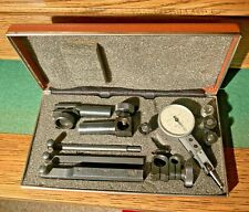 Brown Amp Sharpe 7030 Dial Test Indicator Set Machinist Tool Die Maker Inspection