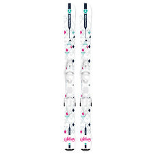 2017 Dynastar Salsa Kid 140cm Junior Skis w/ Look Kid-X 4 B76 Bindings