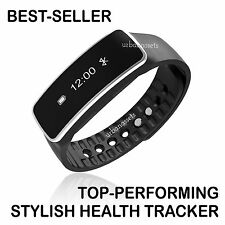 NEW OLED Fitness Activity Tracker Health Monitor Bracelet 2016 Watch Wristband