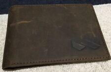 Walls Brown Leather Wallet