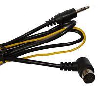 Adaptateur Câble AUX vers Jack 3.5mm pour navigation navi MFD Audi VW Seat Skoda