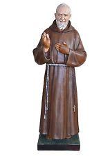 Padre Pio fiberglass statue cm. 180
