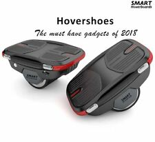 HOVERSHOES smart self balancing one wheel electric scooter..The Must Have Gadget