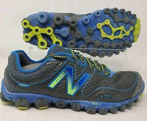 New Balance Minimus Ionix 3090V2 Mens Size 10 4E Wide Blue Black Athletic
