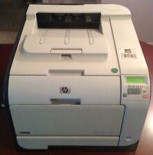 HP Color Laserjet CP2025 Color Laser Printer Page Count 20K, Toners >35%