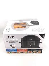 Ninja OP302 Foodi Cooker, Pressure Cooker & Air Fryer All-in-One, Black/Gray