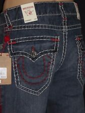 $350 Super T Hard Indigo True Religion Men Jeans Super T 32 34 36 38  MNR859VA5
