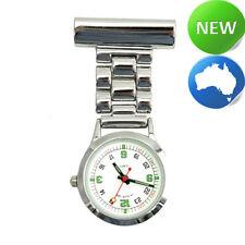 Nurse FOB Watch Classic - Silver