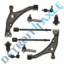 New 10pc Complete Front Suspension Kit for Mercury Villager and Nissan Quest