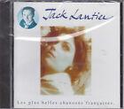CD 20T JACK LANTIER LES PLUS BELLES CHANSONS FRANCAISES DE 1992 NEUF SCELLE