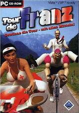 Tour de Franz-bénéfices le tour (pc) - NEUF & immédiatement