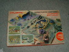 Atlantic HO 1/72 Box#261 Le Grandi Battaglie SUPER RARE