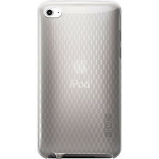 iLuv iCC615CLR Flexi-Clear TPU Case with Pattern for iPod Touch 4G