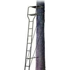 New Ameristep Warrior 51030 15Ft 300Lb Ladder Deer Hunting Tree Stand 5123336
